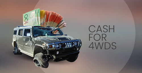 Cash For 4WDs Brisbane